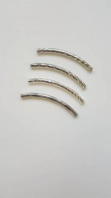 Komponenty - KKO6501, Medzikus rúrka STRIEBORNÁ /1ks - 7506238_