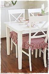 - Podsedáky na stoličky a lavicu - 7505787_