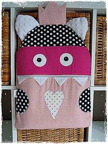 Textil - Pyžamkožrút - 7506586_
