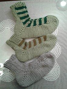 Obuv - ponožky - 7514245_