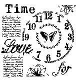 Pomôcky/Nástroje - Šablóna na maľovanie TCW Time for Love - 7514214_
