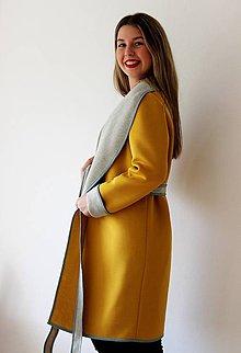 Kabáty - city style kabátik - 7516382_