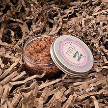 Drogéria - TVOJ Medovo-škoricový peeling 100 ml - 7513884_