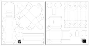 - LP03 Plastové šablóny – 4 boxy. - 7513193_