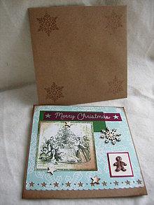 Papiernictvo - Vianočná rodina - 7511882_