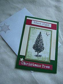 Papiernictvo - Vianočná zelená - 7511909_