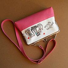 Detské tašky - soničkine mačky - 7514797_