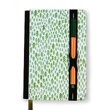 Papiernictvo - Zápisník A6 Škandinávia - 7512675_