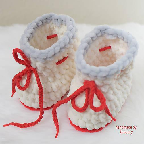 7eb6874f5a Papučky - topánočky na zimu   JeVeAtelier - SAShE.sk - Handmade ...