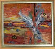 Obrazy - Arttexový obraz  Sonáta jesene - 7516551_