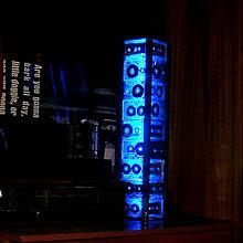 Svietidlá a sviečky - Kazetka modrá - 7521050_