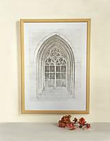 Obrazy - Okno z Katedrály sv. Víta - 7516686_