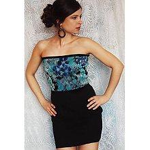 Šaty - Koktejlové párty šaty - 7517595_