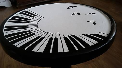 Klavírna stolička - predaná