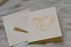 Papiernictvo - Vyšívaná pohľadnica - family - 7517824_