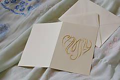 Papiernictvo - Vyšívaná pohľadnica - family - 7517831_
