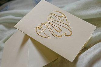 Papiernictvo - Vyšívaná pohľadnica - family - 7517825_