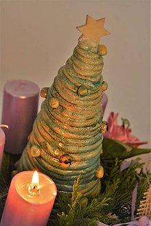 Dekorácie - Stromček - Christmas time :) - 7521839_