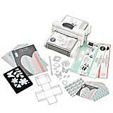 Pomôcky/Nástroje - Sizzix Big Shot Plus Starter Kit A4 - 7523277_
