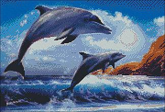 Návody a literatúra - A026 Delfíny - 7525252_