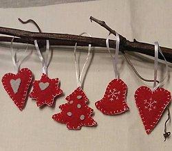 Dekorácie - vianočné ozdoby 2 - 7522588_