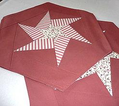 Úžitkový textil - Prestieranie  - Veterný mlyn. - 7522452_
