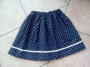 Detské oblečenie - Dievčenská suknička - 7522751_