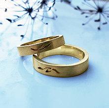 Prstene - Obrúčky herbár - 7529851_