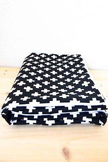 Textil - _BUVI... BW PLuS & WHiTe... & deka pre najmenších ♥ - 7529531_