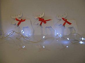 Dekorácie - Vianočný sob - dekorácia - 7527350_