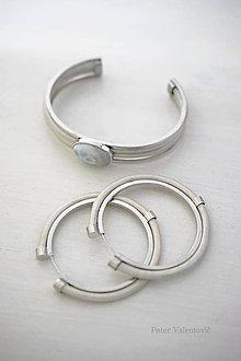 Sady šperkov - Larimar súprava - 7529875_
