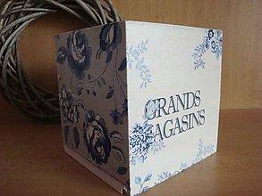 Krabičky - Modráčik - 7527253_