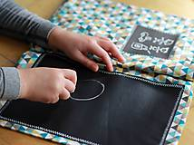 Hračky - detská tabuľová knižka - 7534248_