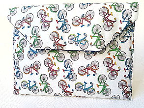 Na tablet - Obal na tablet Retro bicyckle - 7534498_