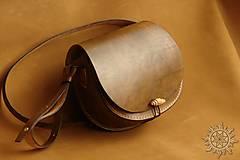 Kabelky - Kožená kabelka Radana - 7532238_