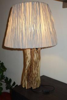 Svietidlá a sviečky - Stolná lampa
