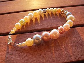 Náramky - ♥Hravé perličky♥ - 7531850_