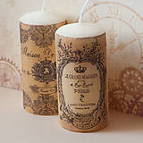 Svietidlá a sviečky - Sviečka Le Grand Magasin - 7535357_