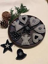 Dekorácie - vianočné ozdoby 3 - 7532065_