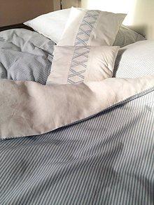 Úžitkový textil - Posteľné obliečky The Old French Dream - 7534147_