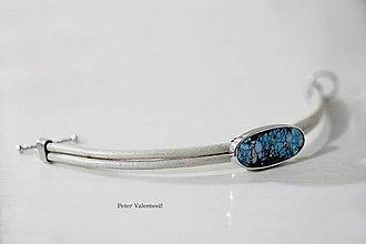 Šperky - Unisex náramok Tyrkys - 7539662_