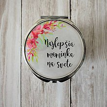 Zrkadielka - Zrkadielko Najlepšia maminka na svete - 7537506_