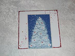 Papiernictvo - Pohľadnica .. vianočná... - 7539042_