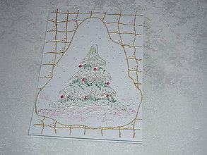 Papiernictvo - Pohľadnica ...vianočná...sieť... - 7539063_
