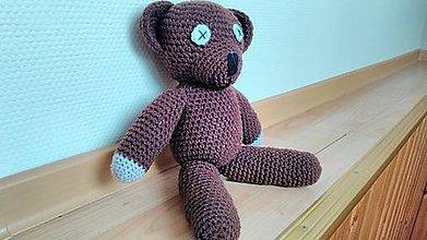 Hračky - Medvedík Mr. Beana - 7540769_