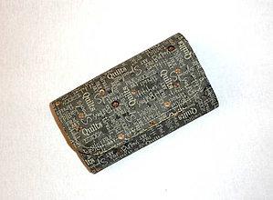 Peňaženky - Peňaženka - Quilts 2. - 7536944_