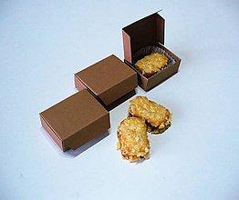 Krabičky - mini koláčiková... - 7544902_