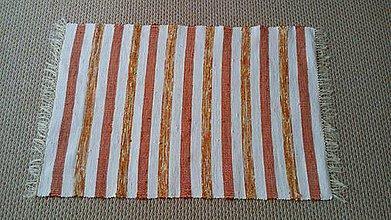 Úžitkový textil - Tkaný koberec - 7543657_