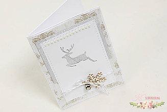 Papiernictvo - Vianočná pohľadnica VII - 7551617_