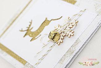 Papiernictvo - Vianočná pohľadnica VIII - 7551632_